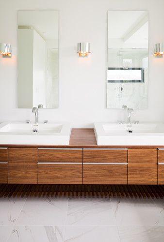 master bathroom - modern - bathroom - vancouver - Natural Balance ...