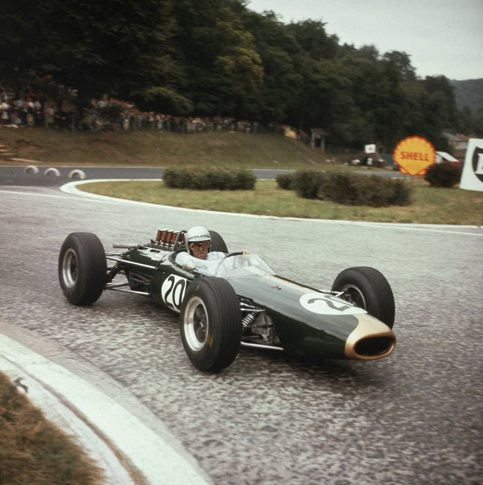 Memories of the F1 legend Sir Jack Brabham – In pictures | FORMULA