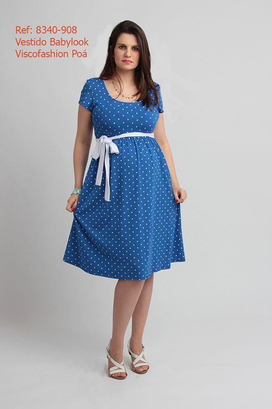fff2cc2616b33 vestidos para gestantes de bolinhas …   ropa 2   Mater…