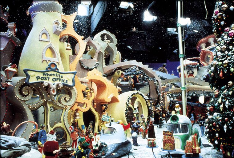 The Grinch Who Stole Christmas Movie Whoville Image result for dr. s...