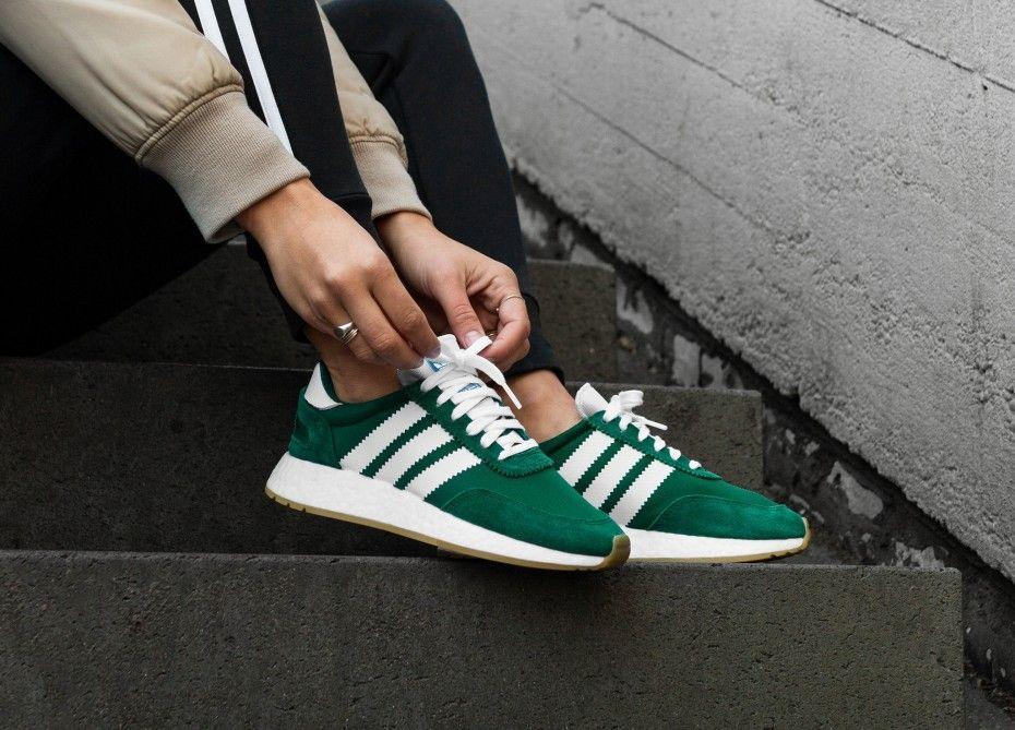 adidas wildleder grün