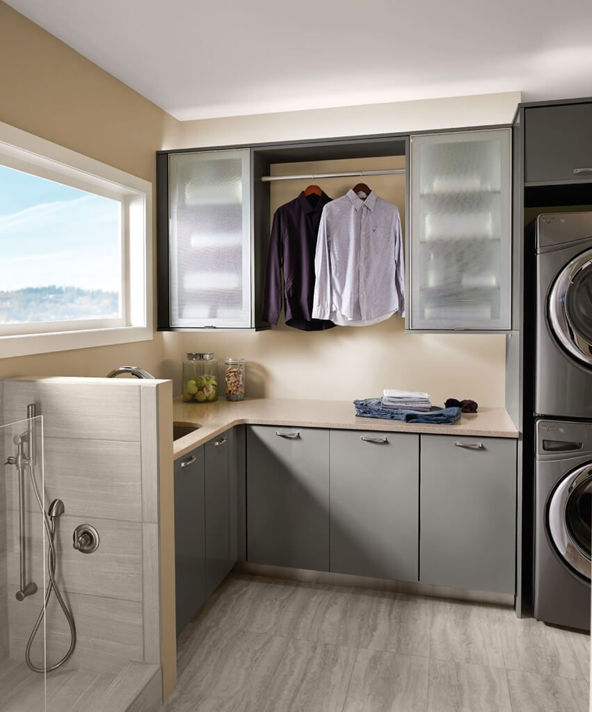 Second Floor Laundry Rooms Yay Or Nay Laundry Room Cabinets