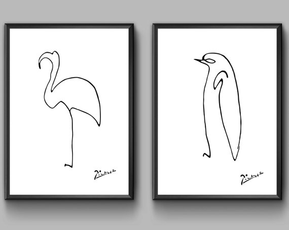 Laugh Love Live Flamingo Today Is A Good Day Wall Decor Poster no frame