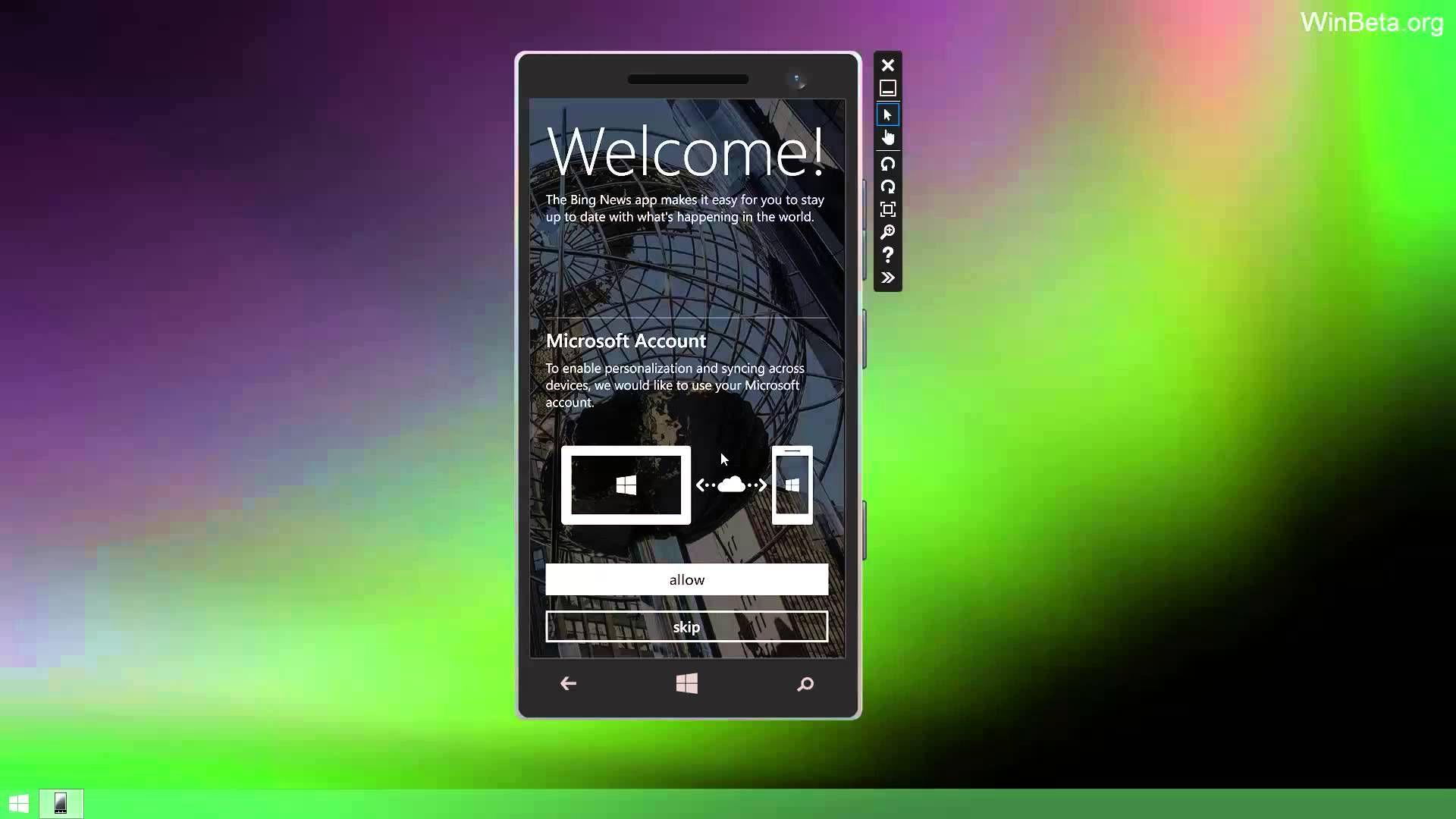 Hands On Windows Phone 8 1 Sdk Build 8 10 12298 Improvements More