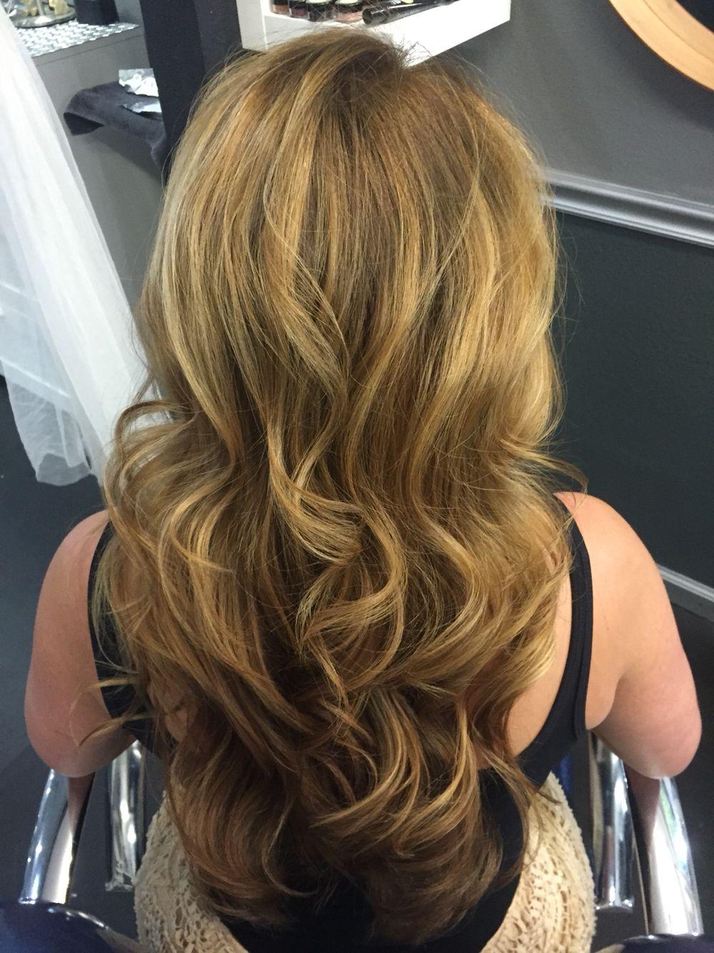 All Nutrient Hair Color Hair By Yulee Vlvt Salon Long Hair Styles Hair Hair Color