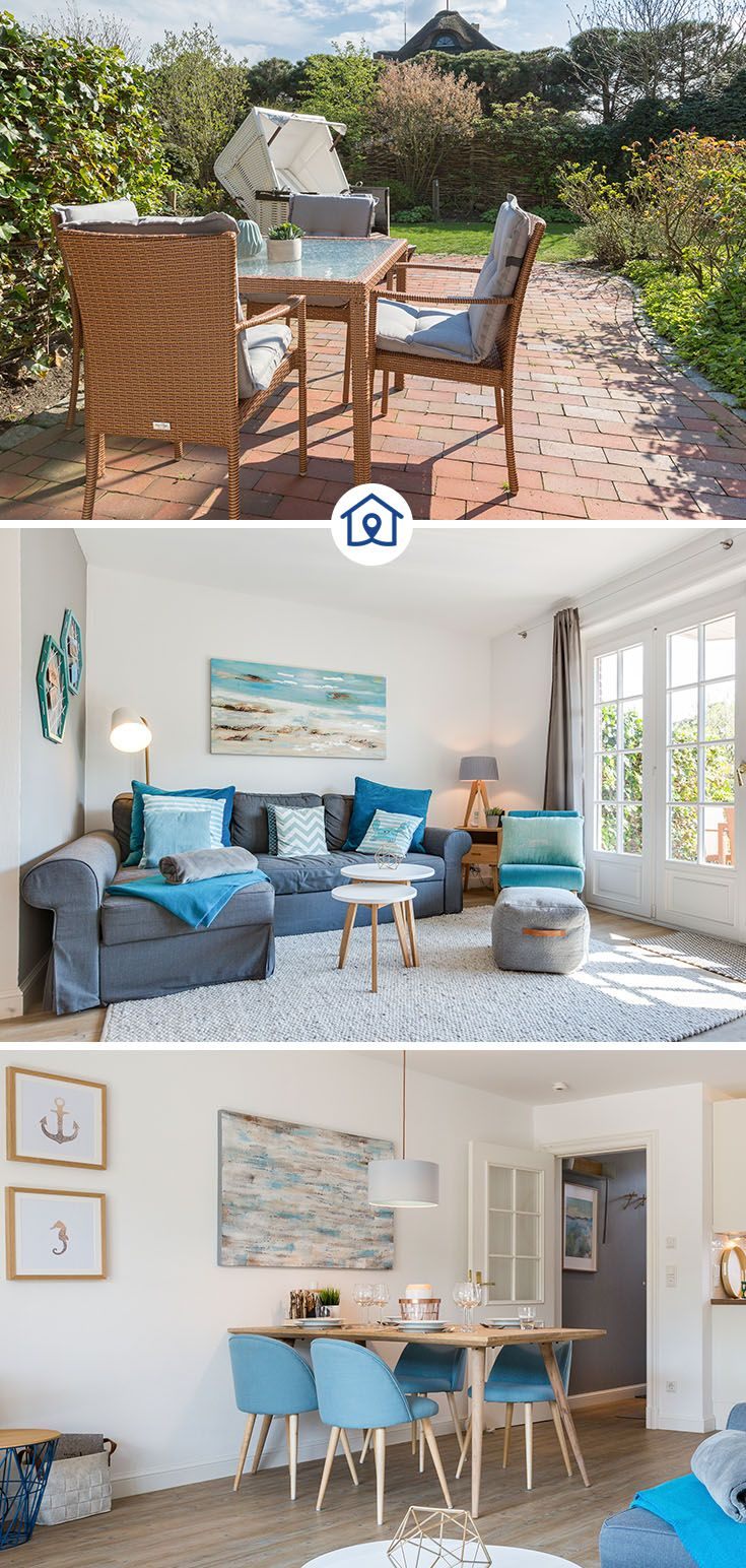 The White House Fotos Homestaging in Westerland