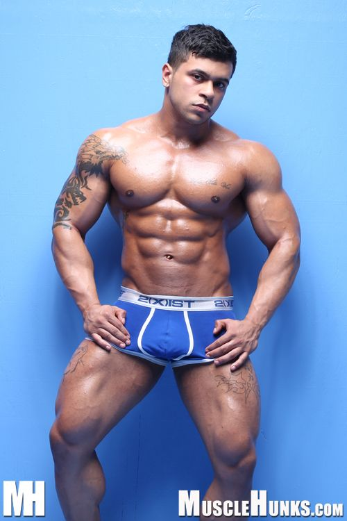 Pecs4Ever - Rico Wolf | Pecs4Ever | Pinterest | Wolf and