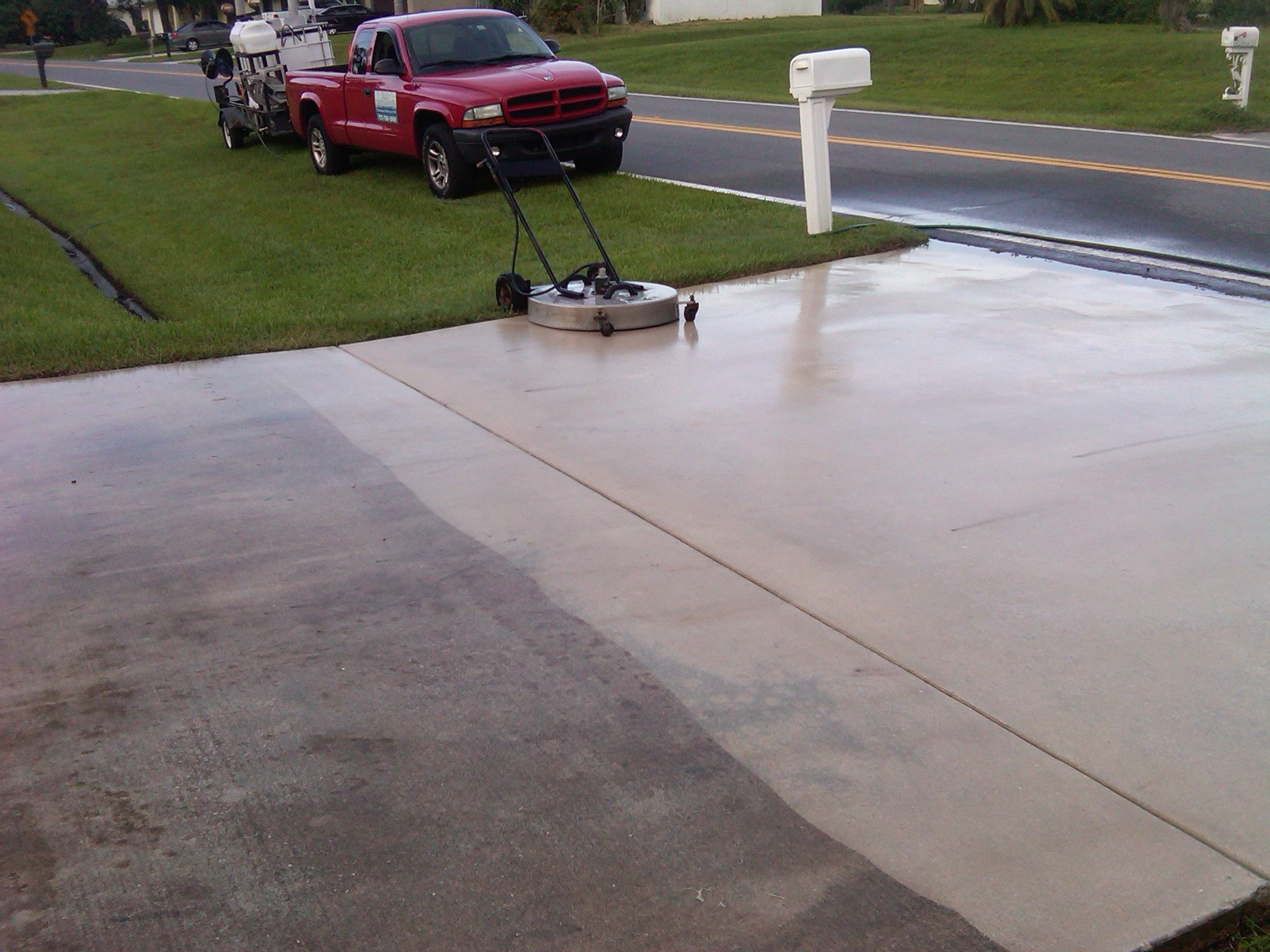 How To Pressure Wash Concrete Driveways Mycoffeepot Org
