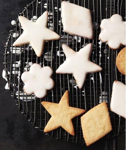 Pour-Over Sugar Cookie Icing Recipe   Recipe   Sugar cookie icing, Sugar cookie, Cookie icing