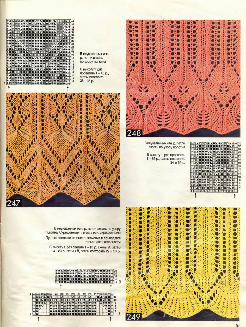 knit lace edging   knit lace edging   Pinterest   Knit lace ...