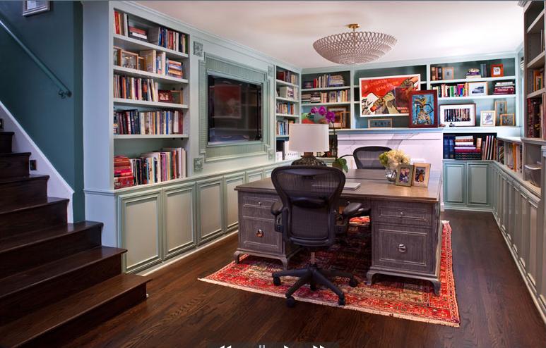 Basement Office Love The 2 Desks Facing Each Other Basement