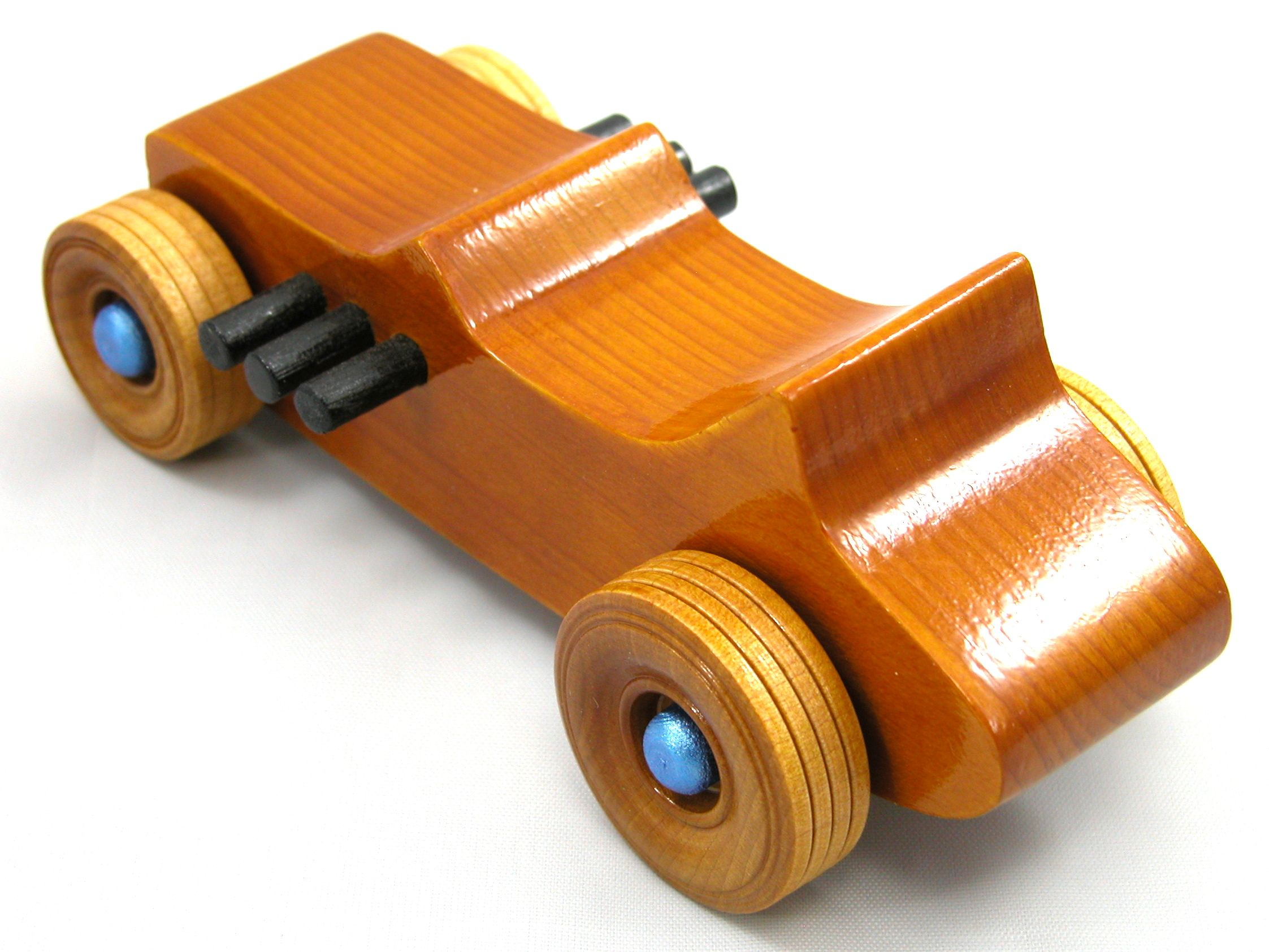 Car toys for girls  Handmade Wooden Toy Car Hot Rod  TBucket From the Hot Rod