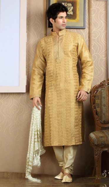 Mehndi Mens Dress : Mehndi dress for men new kurta design s