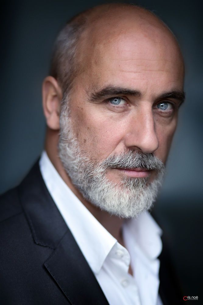 Pierre Azema Bald Men With Beards Older Mens Hairstyles Bald With Beard