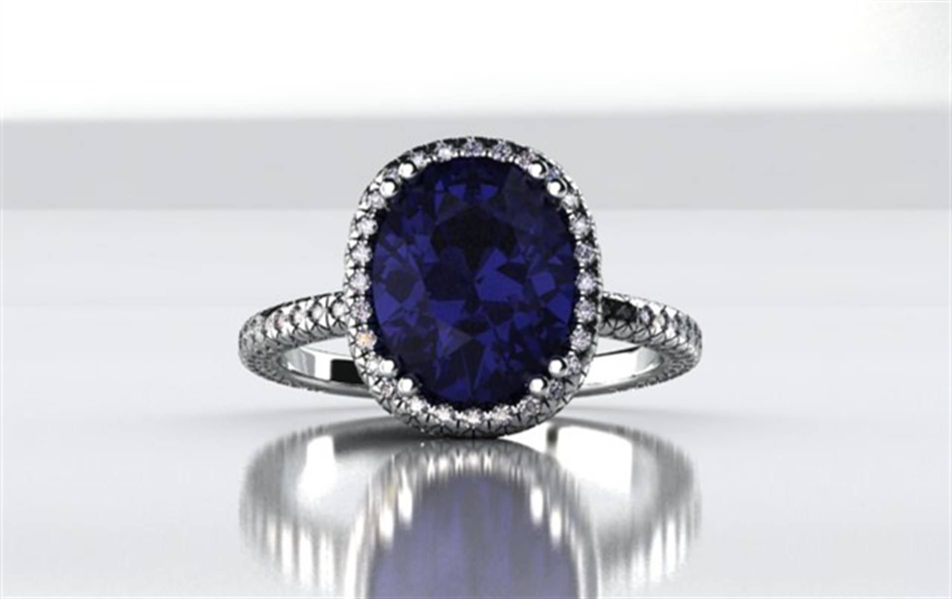 diamond sapphire april post birthstone the main birthstones shop