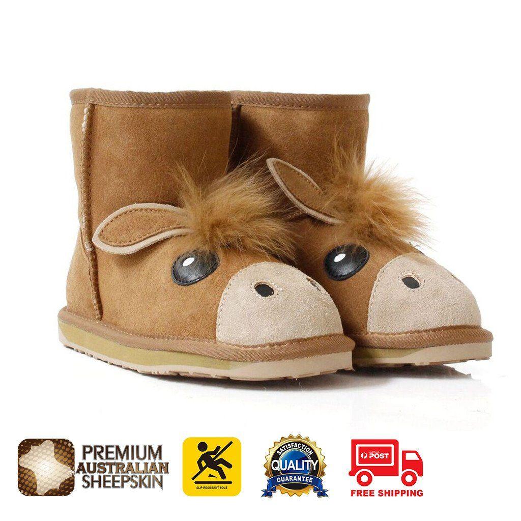 a3a50279ecb1 Kids UGG Boots - Child Pony Mini Classic