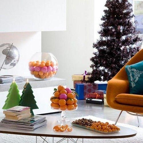 christmas decor inspiration living etc apartment therapy new york