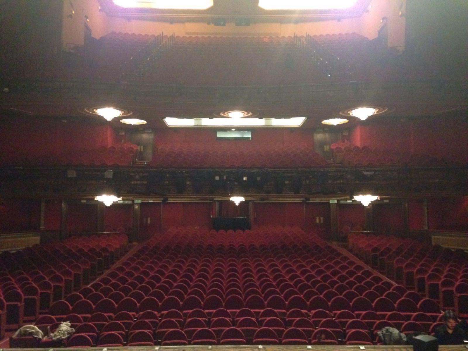 Teatros De Madrid Ii Lope De Vega Piensa En Un Lugar