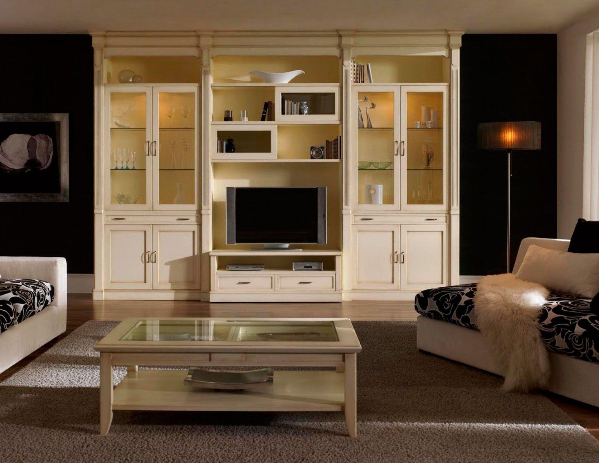 lacar muebles clasicos del salon de blanco buscar con google