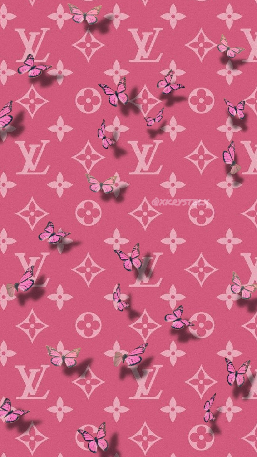 Im Just Going To Be Making Wallpapers Now Baddie Louisvuitton Wa In 2020 Iphone Wallpaper Tumblr Aesthetic Butterfly Wallpaper Iphone Aesthetic Iphone Wallpaper