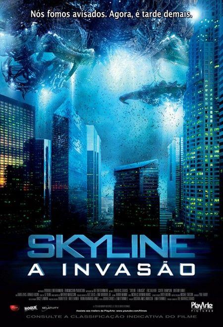 Skyline A Invasao Foto Capas De Filmes Filmes On Line Filmes