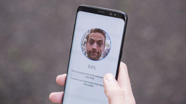 Samsung Galaxy S8 informatie