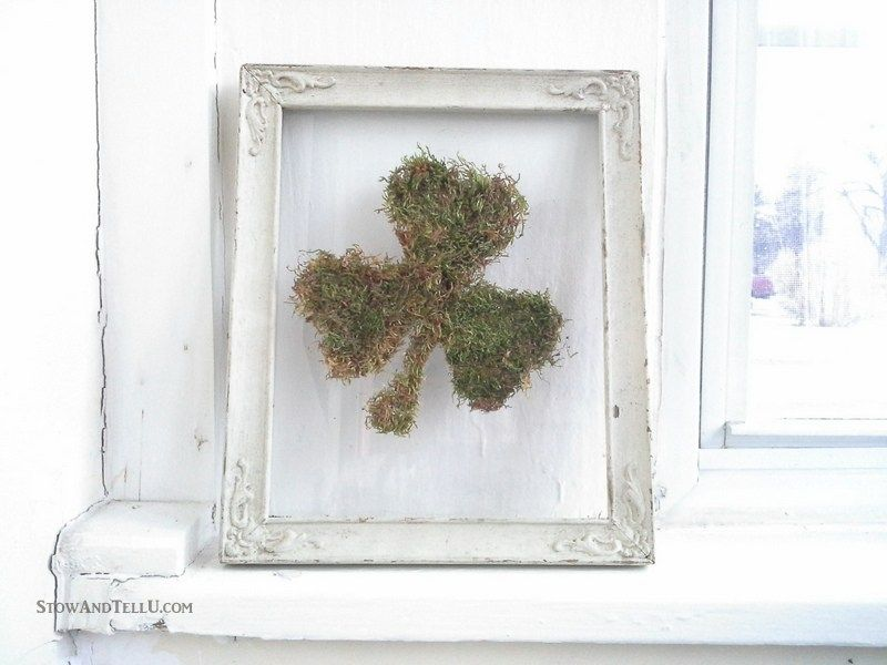 How to turn an old frame into a floating glass frame and using it to ...
