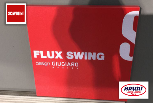 Cucina: Flux Swing Giugiaro - Scavolini www.brunicucine.it ...