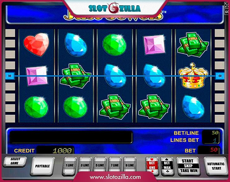 Try Out The Crazier Jewelry Slots With No Download