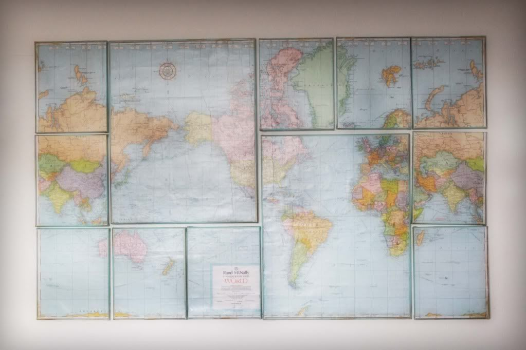 World wall maps map wall decor canvases and wall maps world wall maps infarrantly creative gumiabroncs Image collections