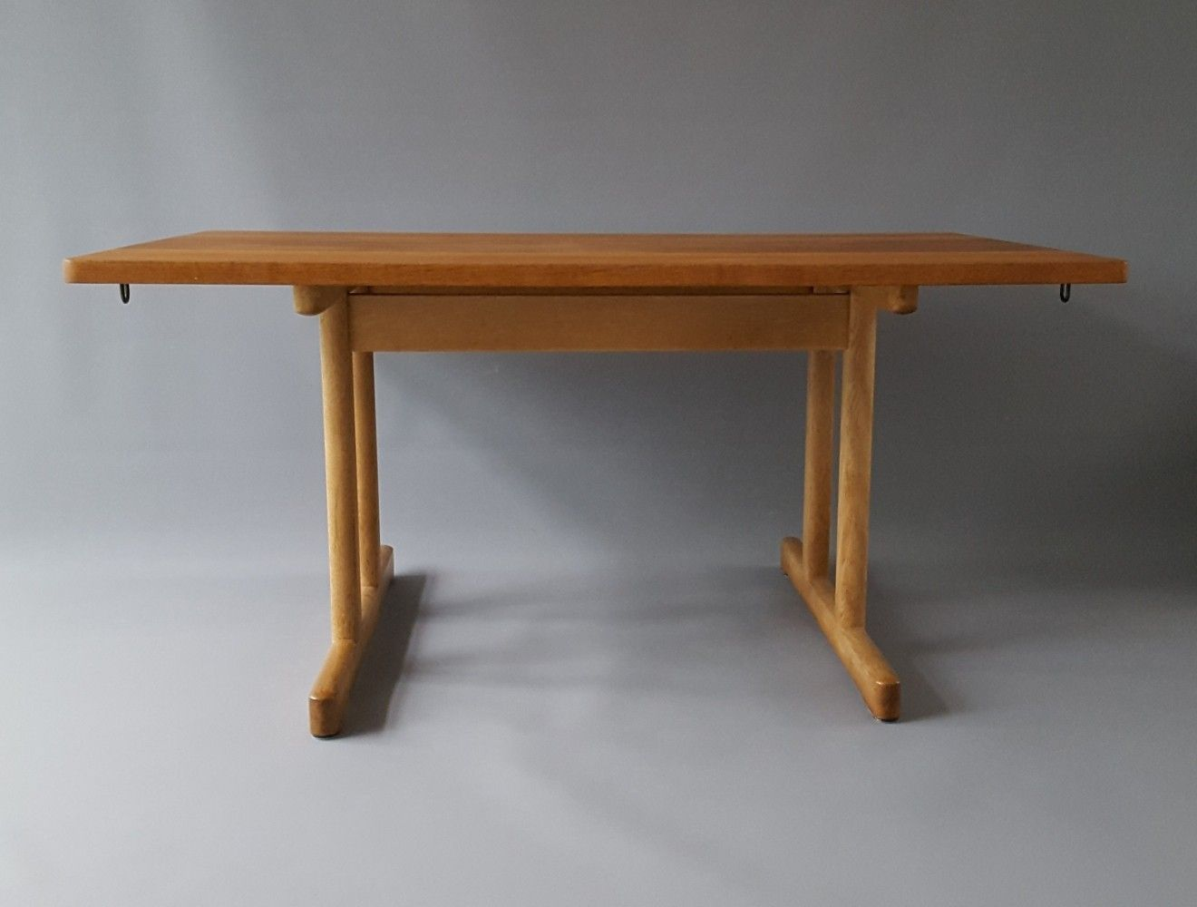 Extendable Shaker Dining Table By Borge Mogensen For Fredericia Dining Table Table Traditional Dining Tables
