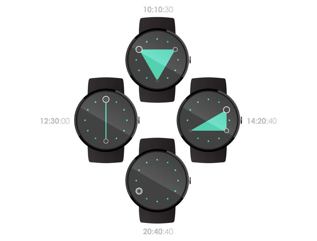 3angle smartwatch by rasam rostami inspire my home