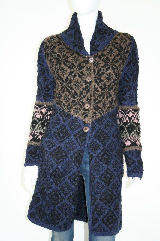Het mooie handmade knitwear van Inti
