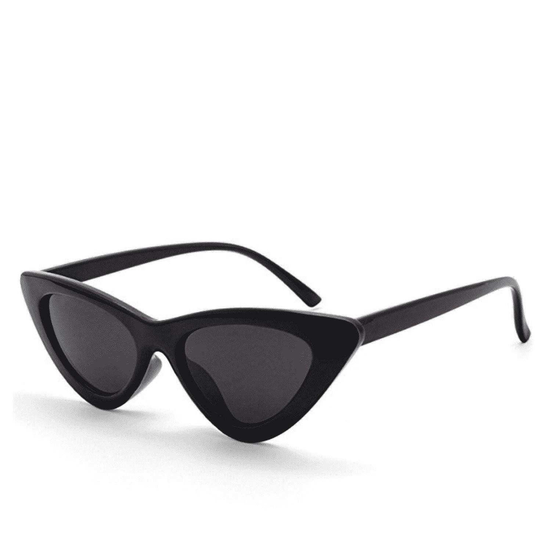 Livho Retro Vintage Narrow Cat Eye Sunglasses For Women Retro Sunglasses Cat Eye Sunglasses Sunglasses Reviews