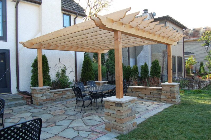Recent Projects Landscaping By Bachman S Patio Stones 400 x 300