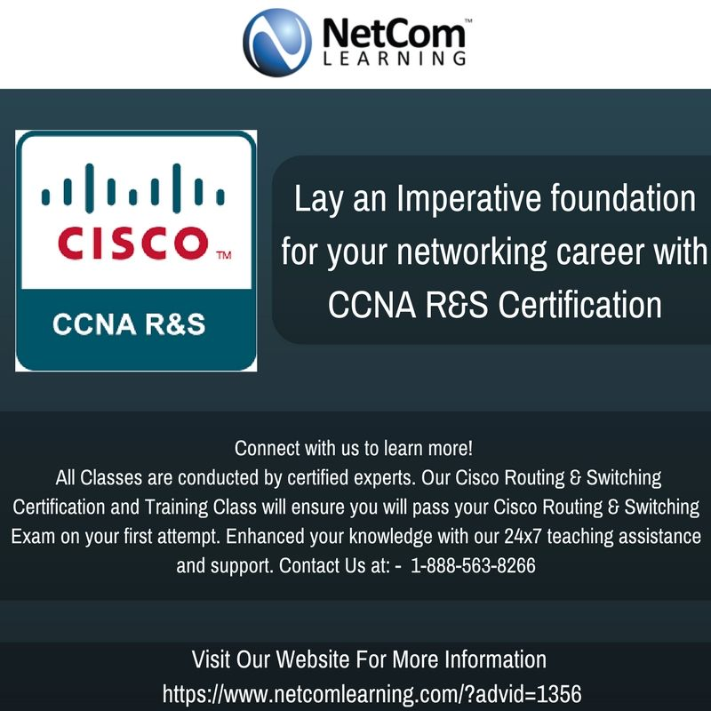 Ccna Certification Classes Ccna Certification Training Training