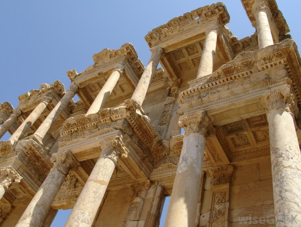 Classical Architecture Is A Style Of From The Period Or European History Buildings In