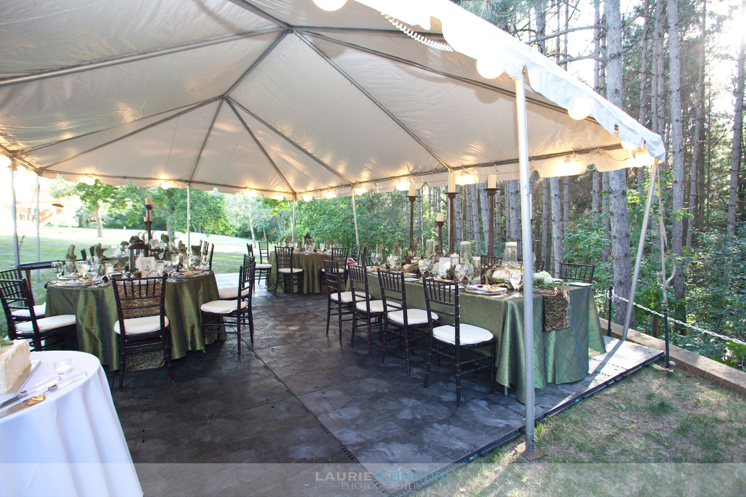 from flooring tents tables chairs and decor midway does it all rh pinterest ca