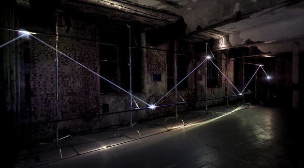 Speed of Light / Work / United Visual Artists