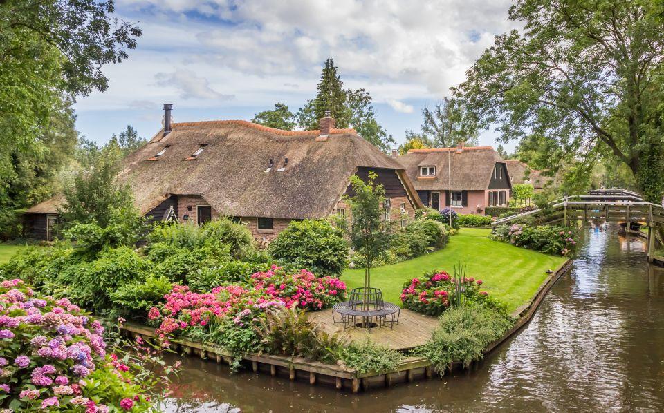 Giethoorn, Pays Bas