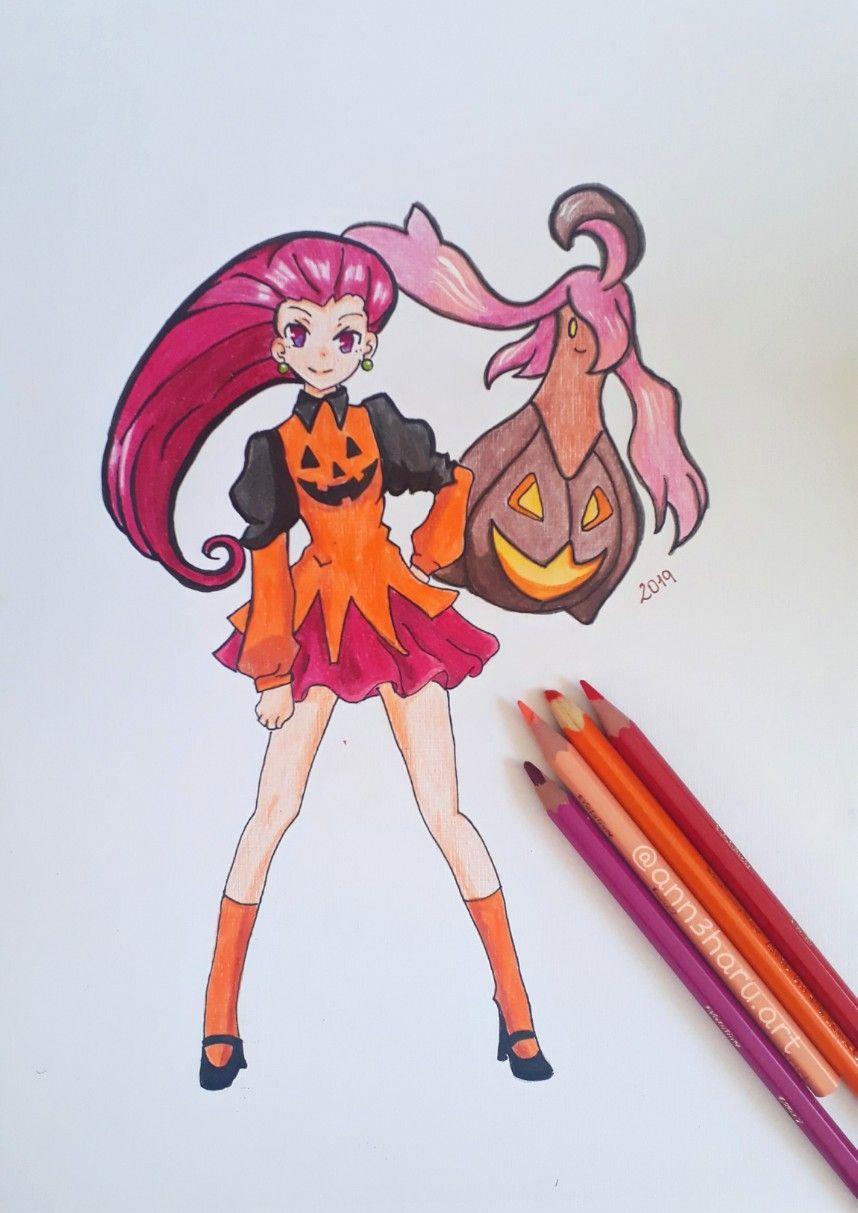 Jessie Pokemon
