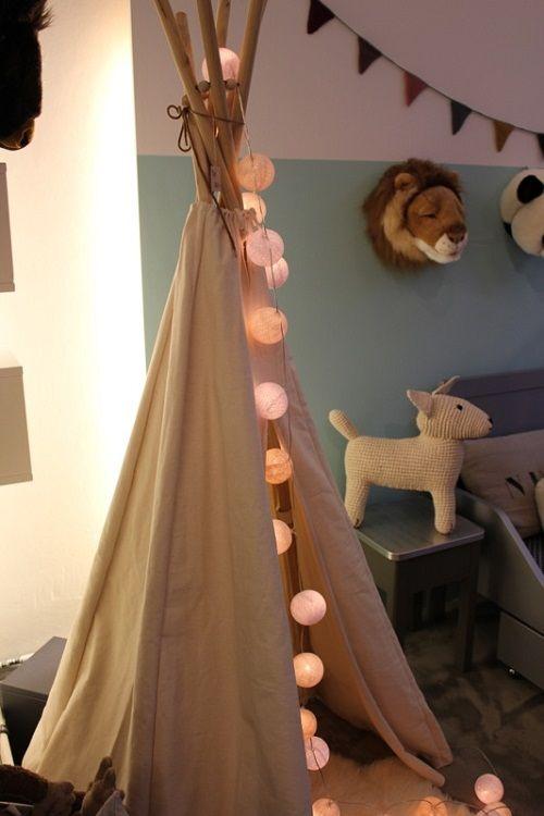 Guirnaldas De Luces Decorativas Para Habitaciones Infantiles