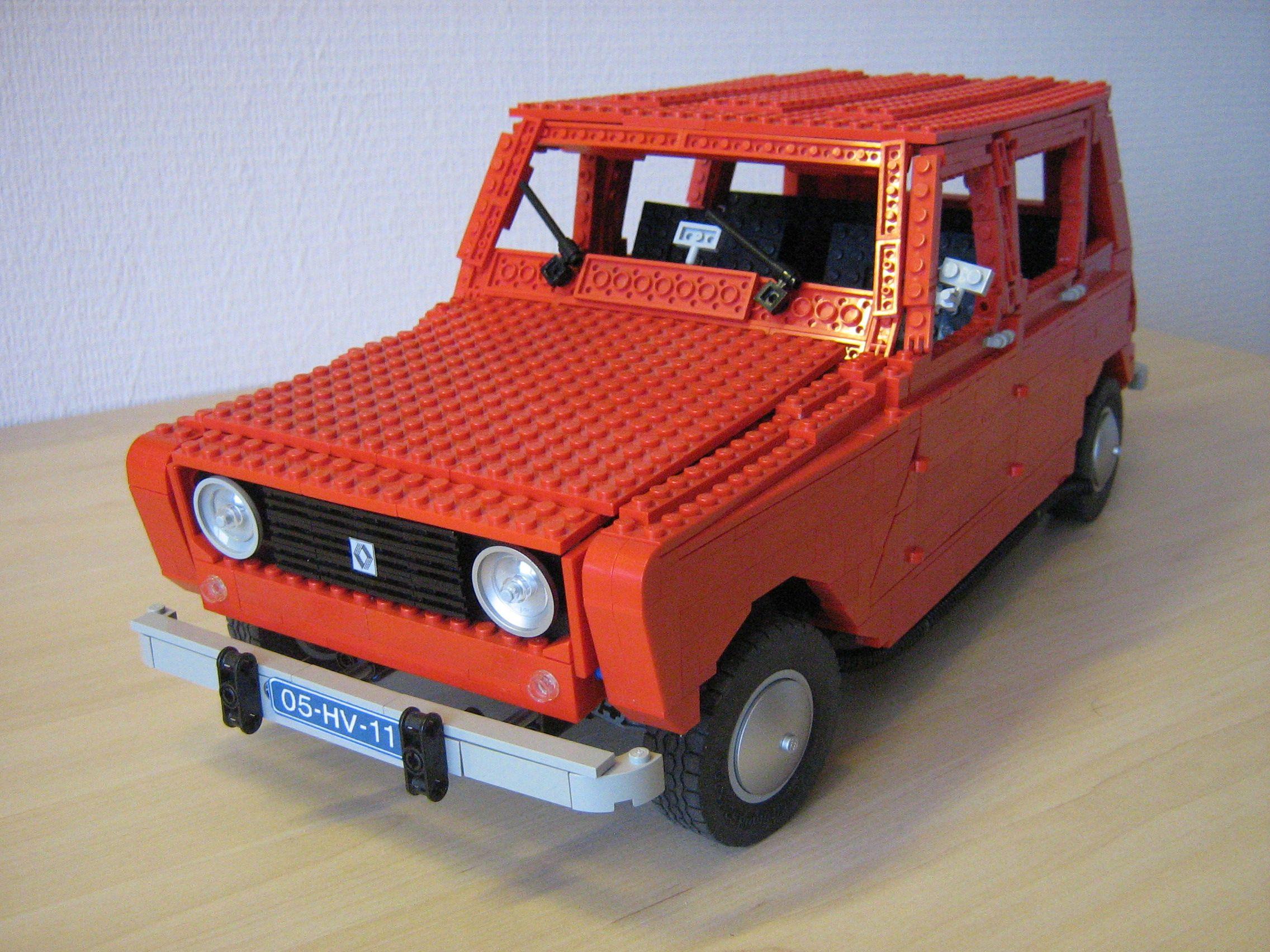Lego Renault Renault Lego 4Fun Lego 4Fun WH9I2ED