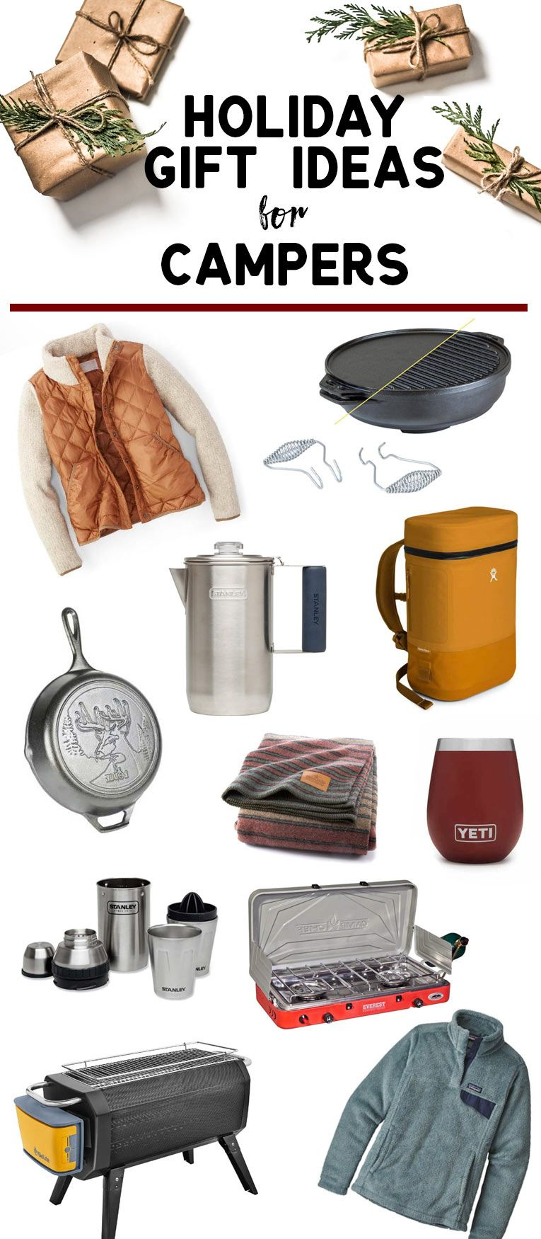39 gift ideas for every camper on your list gifts for