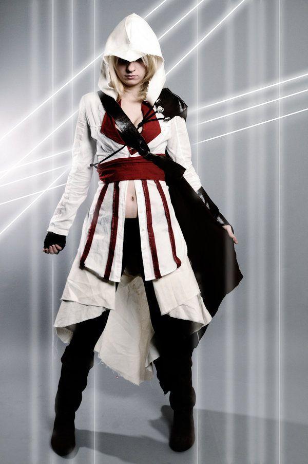 Assassins Creed Ezio By Donttellme Deviantart Com On Deviantart