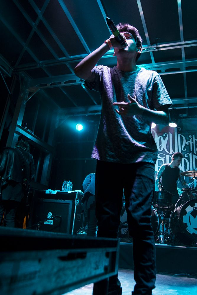 Andy Leo // Crown The Empire