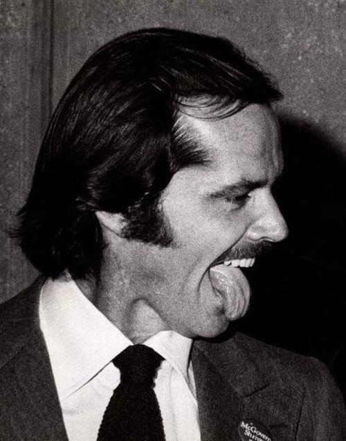 ...Jack Nicholson...