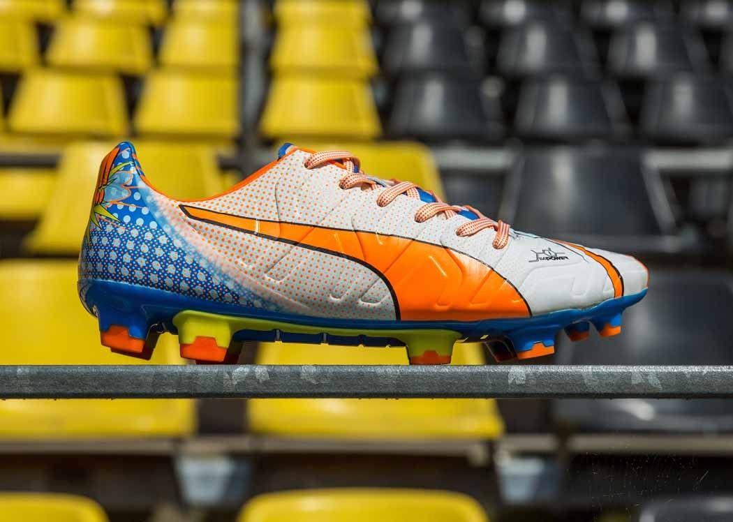 d265f32cb PUMA evoPOWER 1.2 Pop Art Football Boot