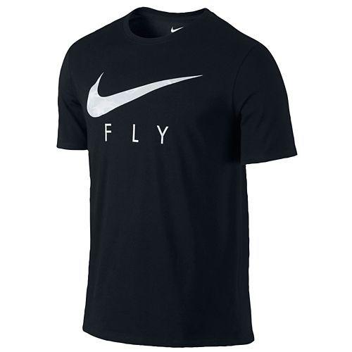 Nike Swoosh Fly T-Shirt - Men's