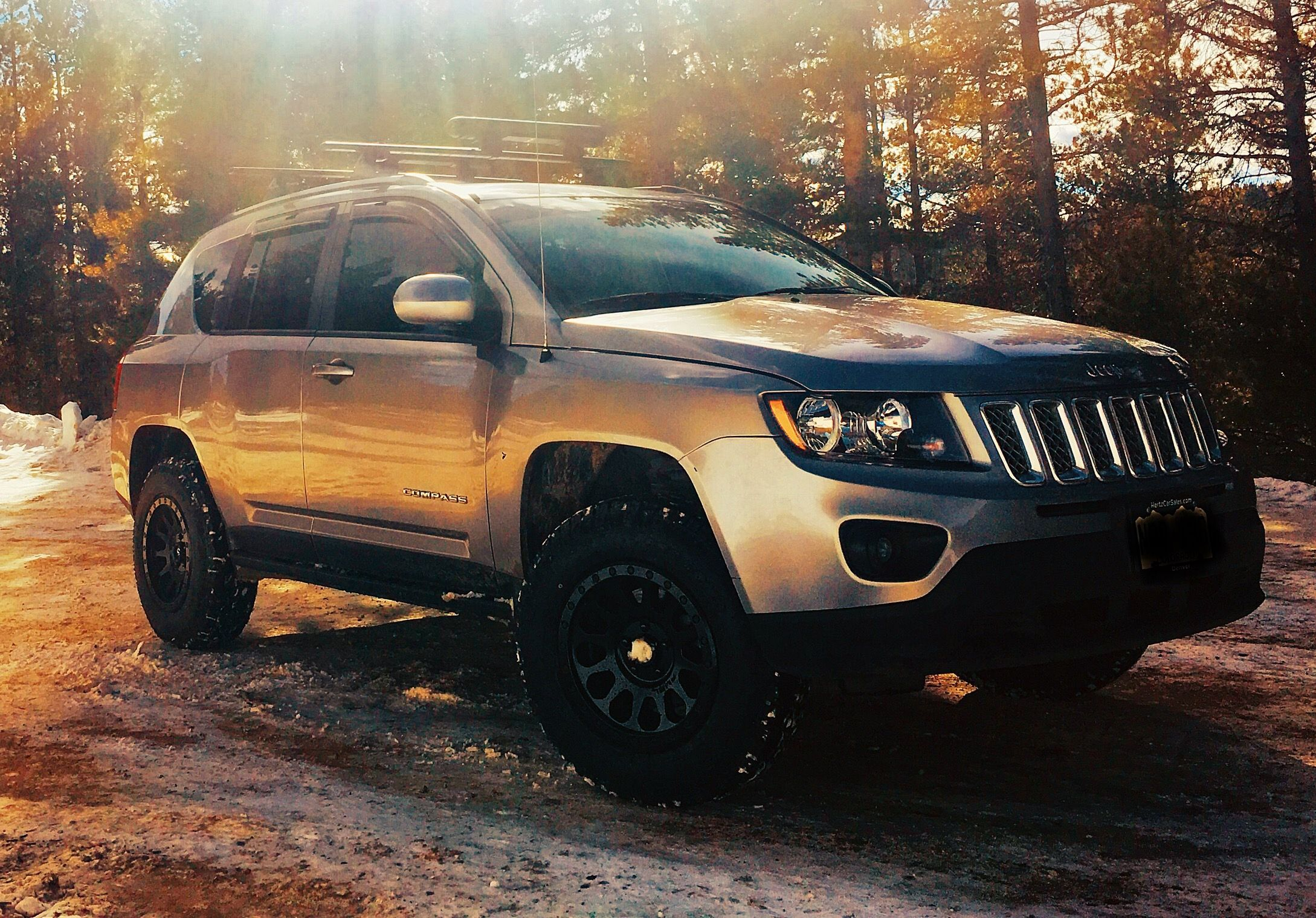 Jays Lifted Jeep Compass Buick Envision Jeep Compass